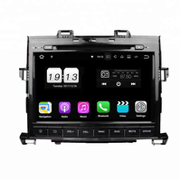 Android 8.1 Quad Core 9 Car radio dvd GPS Multimedia Head Unit for Toyota Alphard 2007 2013 With Bluetooth WIFI Mirror link