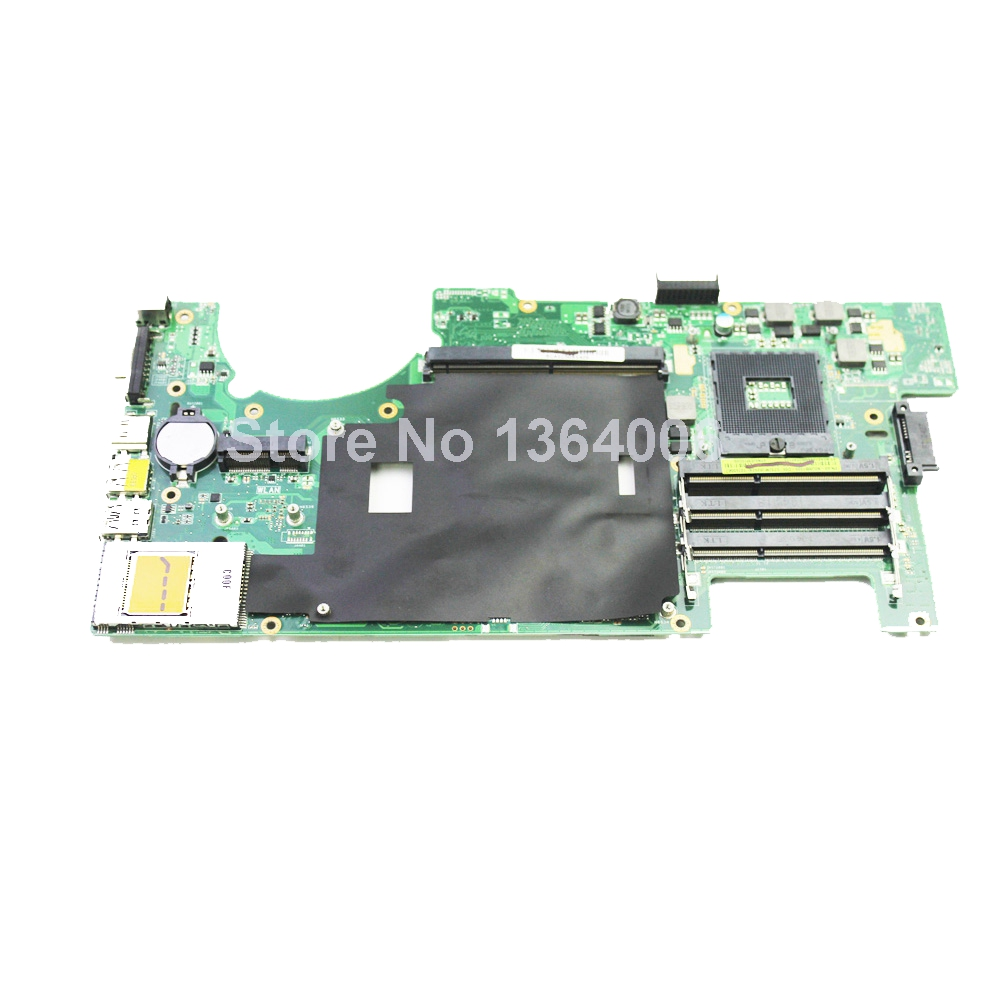 G73JW Notebook motherboard laptop for Asus 4 memory slots 2D ARD HM550 mainboard tested & working well