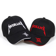 Top Selling Gothic Metal Mulisha Baseball Cap Women Hats Fashion Brand Snapback Caps Men hip hop cap Metallica baseball Caps(China)
