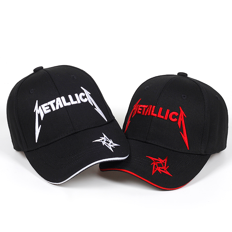 Top Selling Gothic Metal Mulisha   Baseball     Cap   Women Hats Fashion Brand Snapback   Caps   Men hip hop   cap   Metallica   baseball     Caps