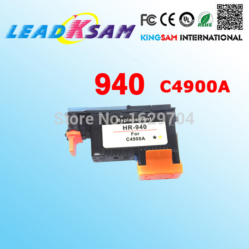 compatible for HP940 black yellow printhead compatible for HP 940 C4900A Pro 80008500 black printer head