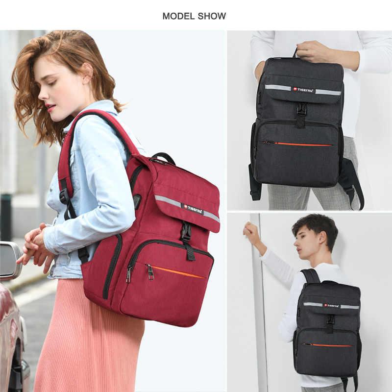 2019 Tigernu poids léger sac à dos cartable Anti-vol sac à dos femmes hommes sac à dos sacs d'école pour adolescentes garçons nouveau