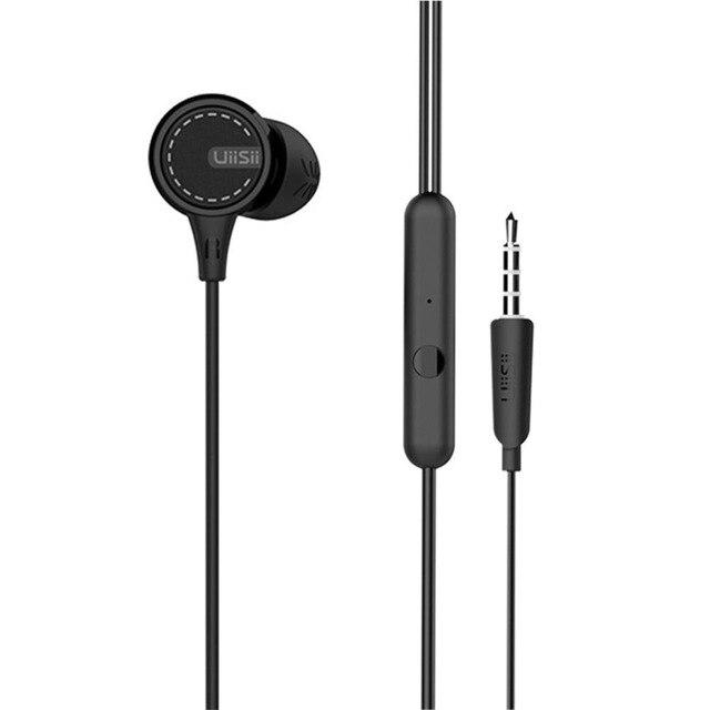 UIISII U8 High Quality In-ear Mobile Phone Earphone With Mic 3