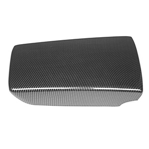Armrest Panel Cover Carbon Fib