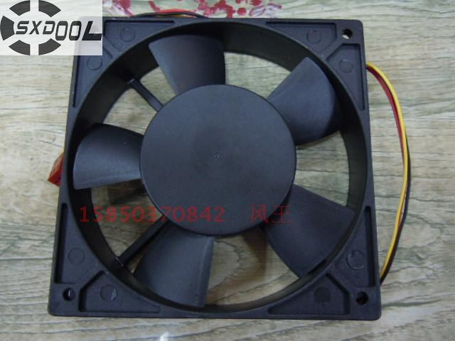 цены на SXDOOL BP1202548M 12CM 120MM 120*120*25MM DC48V 0.13A  long life radiator cooling fan Axial fan в интернет-магазинах