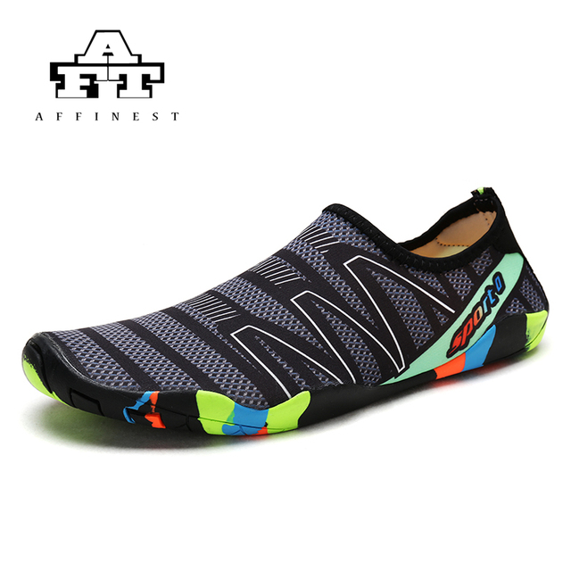 bba5f1a3a1e AFFINEST Unisex zapatos de agua zapatos de las mujeres de los hombres de  verano calzado Bera