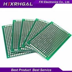 10 шт. 4x6 см 4*6 Double Side прототип 4x6 PCB diy Универсальный печатные платы igmopnrq