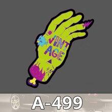 A-499 Palm Wasserdicht Mode Kühle DIY Aufkleber Für Laptop Gepäck Skateboard Kühlschrank Auto Graffiti Cartoon Aufkleber