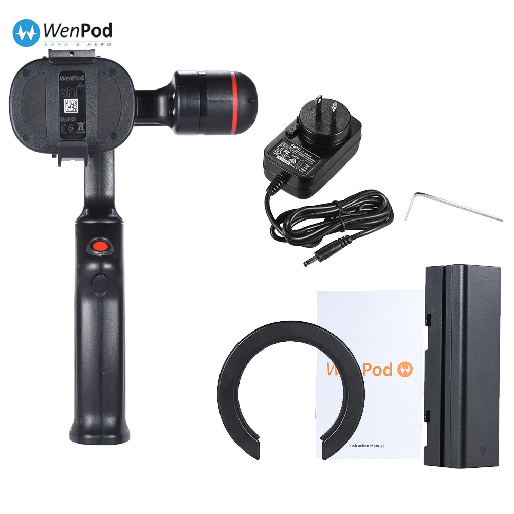 Wewow SP1 pro gimbal 2 axis phone stabilizer Handheld Gimbal Holder for iPhone 7 7 6