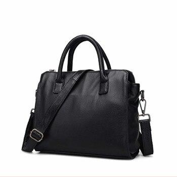 Women Messenger Bags Genuine Leather Totes Female Shoulder Crossbody Bags Vintage Female Shoulder Crossbody Bag Hot Sell New