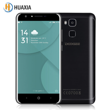 Original Doogee Y6C 5.5 inch 2GB RAM 16GB ROM MT6737 Quad Core Android 6.0 4G FDD-LTE Smartphone 3200mAh 13MP Mobile Cell Phone