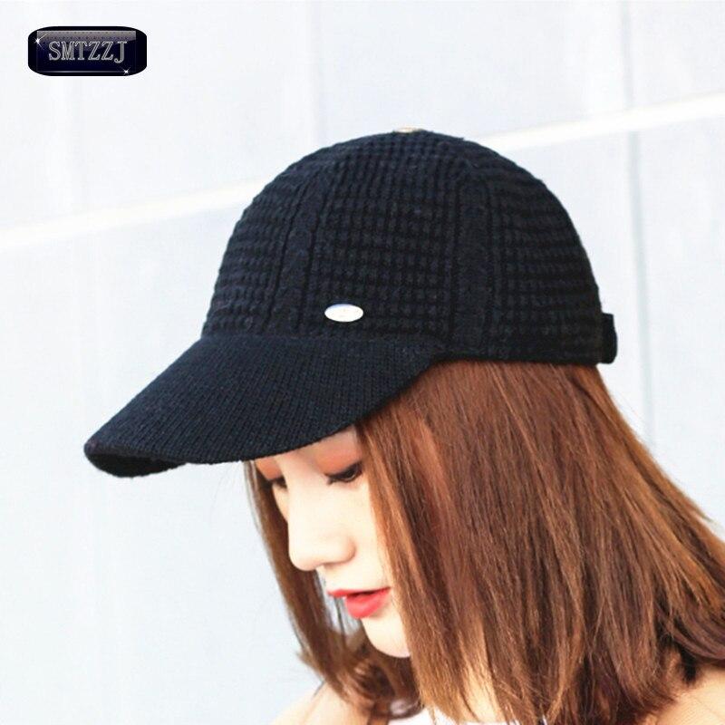 SMTZZJ Ladies Fashion Grey Black Sun Hats Girls Autumn Corduroy Dad Hat Solid Washed Baseball Caps Women Adjustable Trucker Hats