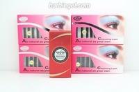 Hot Sale 4 Cases False Eyelash Extension 1 Piece Navina Eyelash Glue Lash Extension Brand Makeup