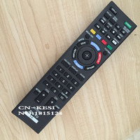 New Remote Control Fit SONY RM YD102 1402 For SONY LCD TV Compatible KDL 55W950B KDL55W950B