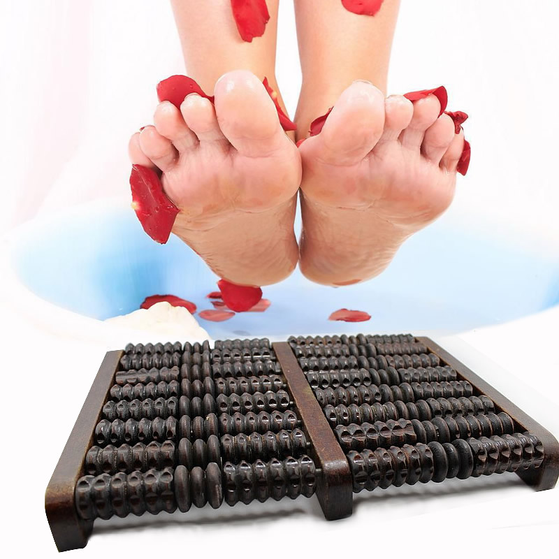 Wooden Furniture Foot Massager Chinese Wooden Massager Without The Need For Electricity Massage Relaxation Health Care Product