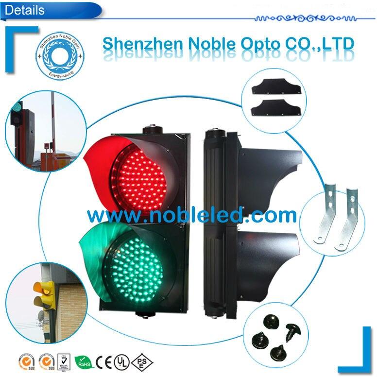 roadway safety led solar traffic light in traffic light from