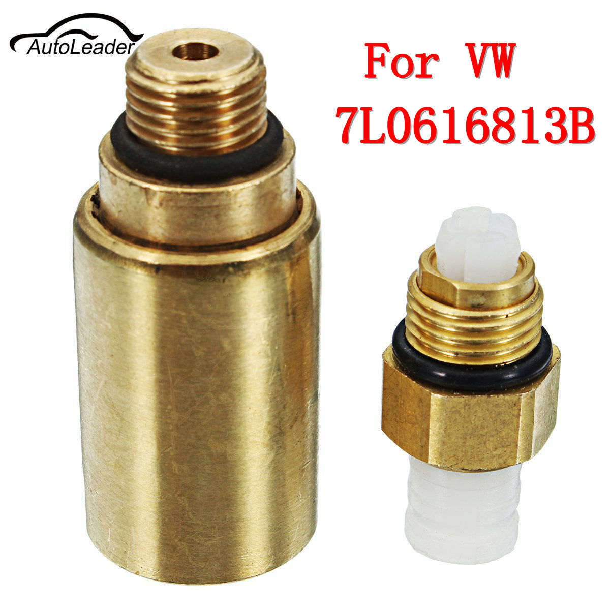 1Pcs 7L0616813B Air Suspension Risidual Pressure Valve 7L0 616 813 B for VW Touareg смесители для ванной и душа yinglong fedex 4 616 351 b 616 351 b