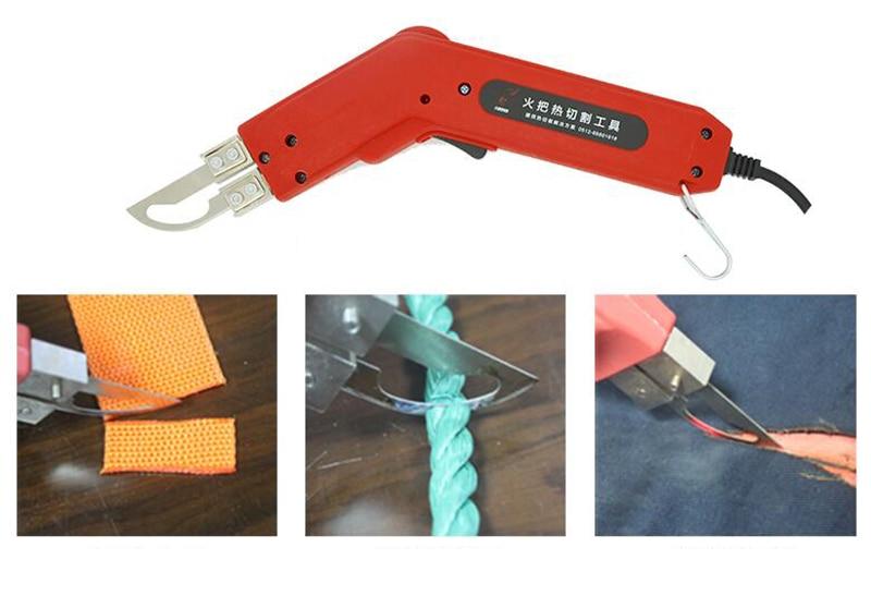 Handheld Electric Heating Knife Cutter Hot Cutting Knife for Acrylic Fabric Rope Plastic Foam Sponge