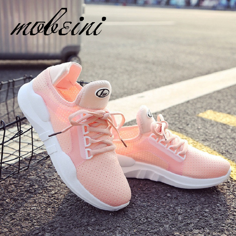 2017 summer new hollow shoes small white shoes increased flat shoes