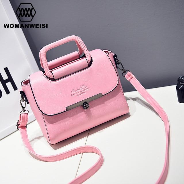 2017 Luxury Women Designer Handbags High Quality Brand Leather Female Messenger Bags Vintage Shoulder Bags Bolsa Feminina Tassen