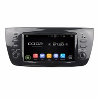 Navirider Android8.0 radio tape recorder octa Core 4GB RAM 32GB rom with IPS screen for FIAT LINEA 2010 2014 head unit GPS DVD