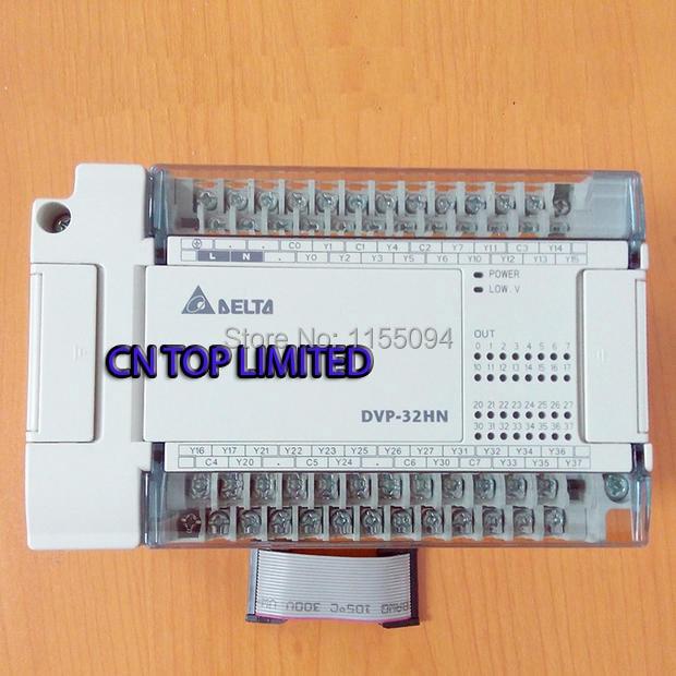 DVP32HN00R Delta EH2/EH3 Series PLC Digital Module DO 32 Relay new in box dvp08hn11t delta eh2 eh3 series plc digital module do 8 transistor new in box
