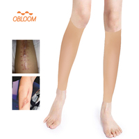 1 pair 150g Realistic Silicone Beautiful Legs Sets Crossdressers Leg Arm Enhancement Soft Silicone Forms Covering Limbs Scars CE