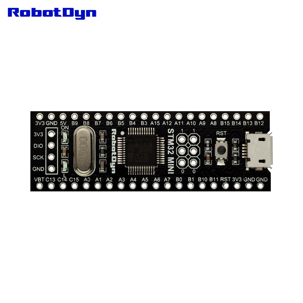 US $2 99 |STM32F103C8T6, STM32 bootloader compatible for Arduino IDE or STM  firmware, ARM Cortex M3 Minimum System Development Board-in EL Products