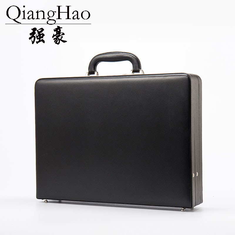 Fashion Suitcase Expandable Toolbox Black Mens Luxury Hot Password Multifunctional Attach