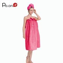 100% bambou coton femmes serviettes rose rouge serviette de bain body wrap en naturel et doux vêtements de plage serviette de haute qualité