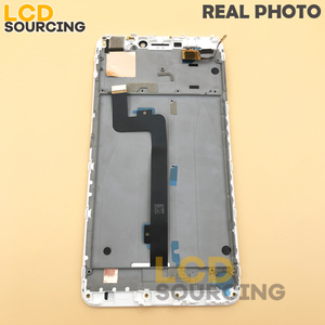 """Image 4 - LCD For Xiaomi Mi Max 2 IPS 6.44""""inch LCD Display Touch Screen Digitizer Assembly with Frame for Mi Max2 Replacement"""