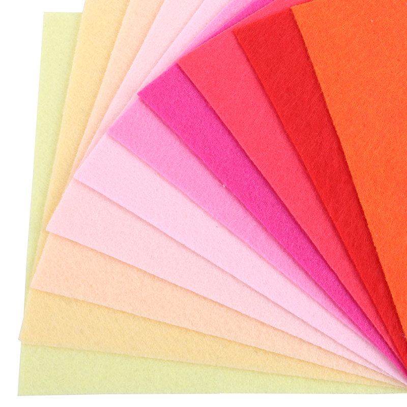 Nanchuang 1mm Dicke Filz Vlies Für Home Dekoration Muster Bundle ...