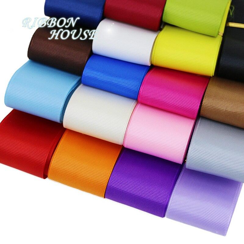 (Мм 18 цветов) 40 мм корсажная лента оптовая продажа подарочная упаковка рождественские украшения ленты