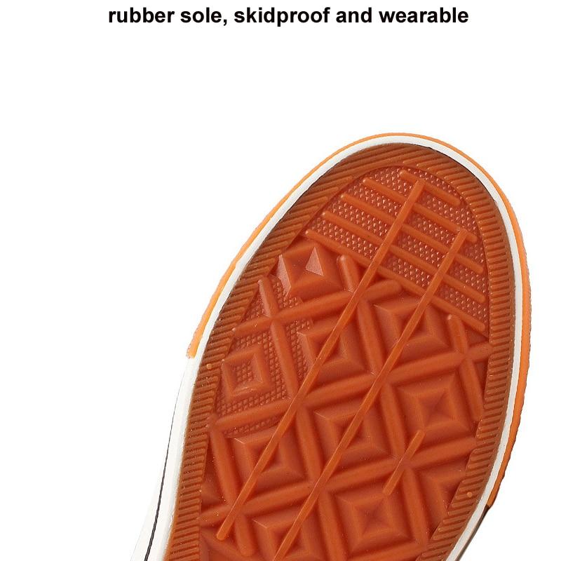 2019 latest style non-leather shoe Men  comfortable Casual Shoes Low Breathable Falt Canvas Shoes Students Style light male shoe 4