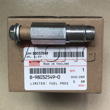 original fuel pressure limiter valve 095420-0281 095420-0280 for 98032549 8980325490 /8-98032549-0