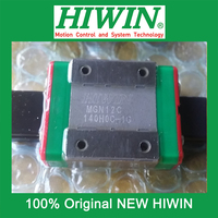 1pcs HIWIN MGN12 MGN12C MG12 New Original Linear Guide Block Original HIWIN Linear Guide CNC Parts