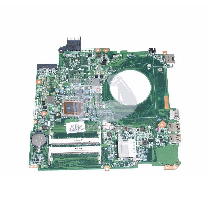766713-501 766713-001 For HP BEATS 15Z-P 15P 15-P Laptop Motherboard DAY23AMB6F0 A8-5545M 1.70Ghz CPU DDR3 815248 501 main board for hp 15 ac 15 ac505tu sr29h laptop motherboard abq52 la c811p uma celeron n3050 cpu 1 6 ghz ddr3