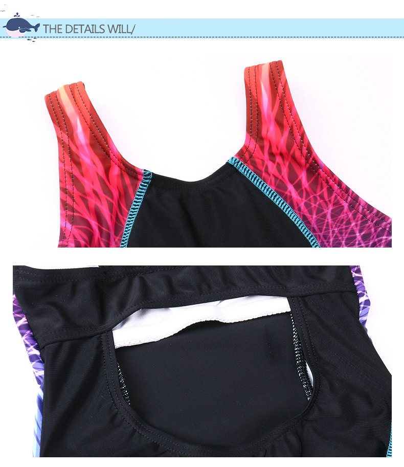 High Quality competition swim suit