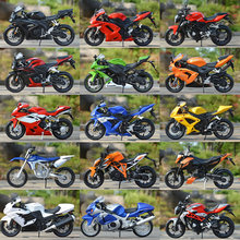 1/12 Finished Motorcycle Model Building Kits Toy World famou