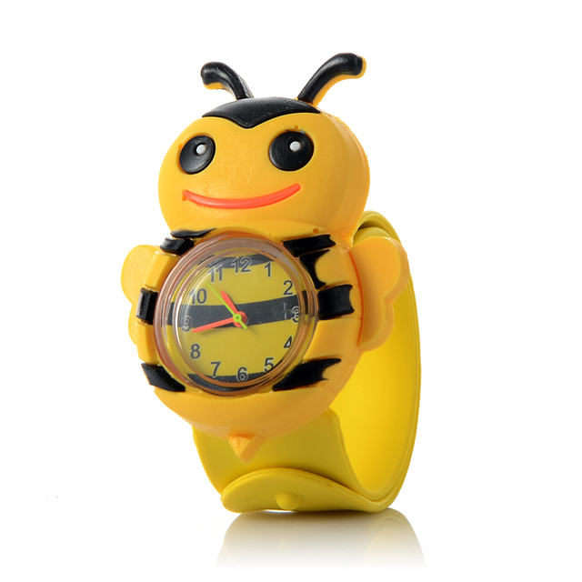 Lovely Children Watches Cartoon animal Silicone Digital Wristwatch For Kids Boys