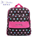 Mochilas Canvas Zipper 2016 Rushed New Arrival Dot Baby Diaper Bags Mummy Bag Water-proof Oxford Fashion Nappy Shopping Backpack