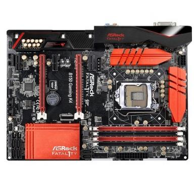 original motherboard B150 Gaming K4 LGA 1151 DDR4 board 64G for i3 i5 i7 Desktop motherborad 99%new ...