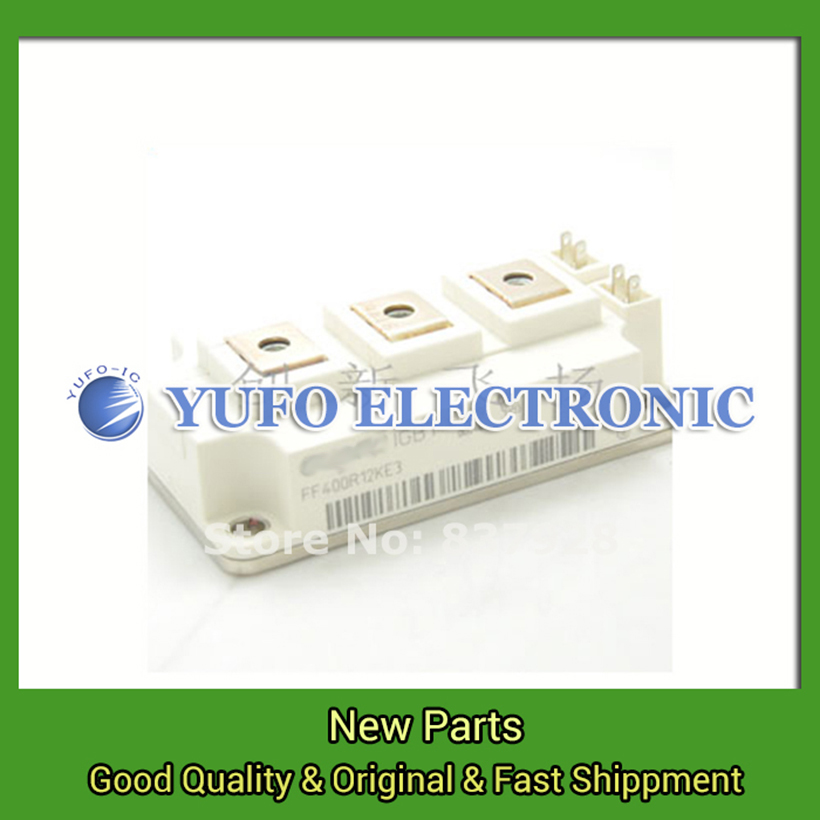 Free Shipping 1PCS FF400R12KE3 original spot Special supply Welcome to order directly photographed YF0617 relay free shipping 1pcs cm50tf 24h power module the original new offers welcome to order yf0617 relay