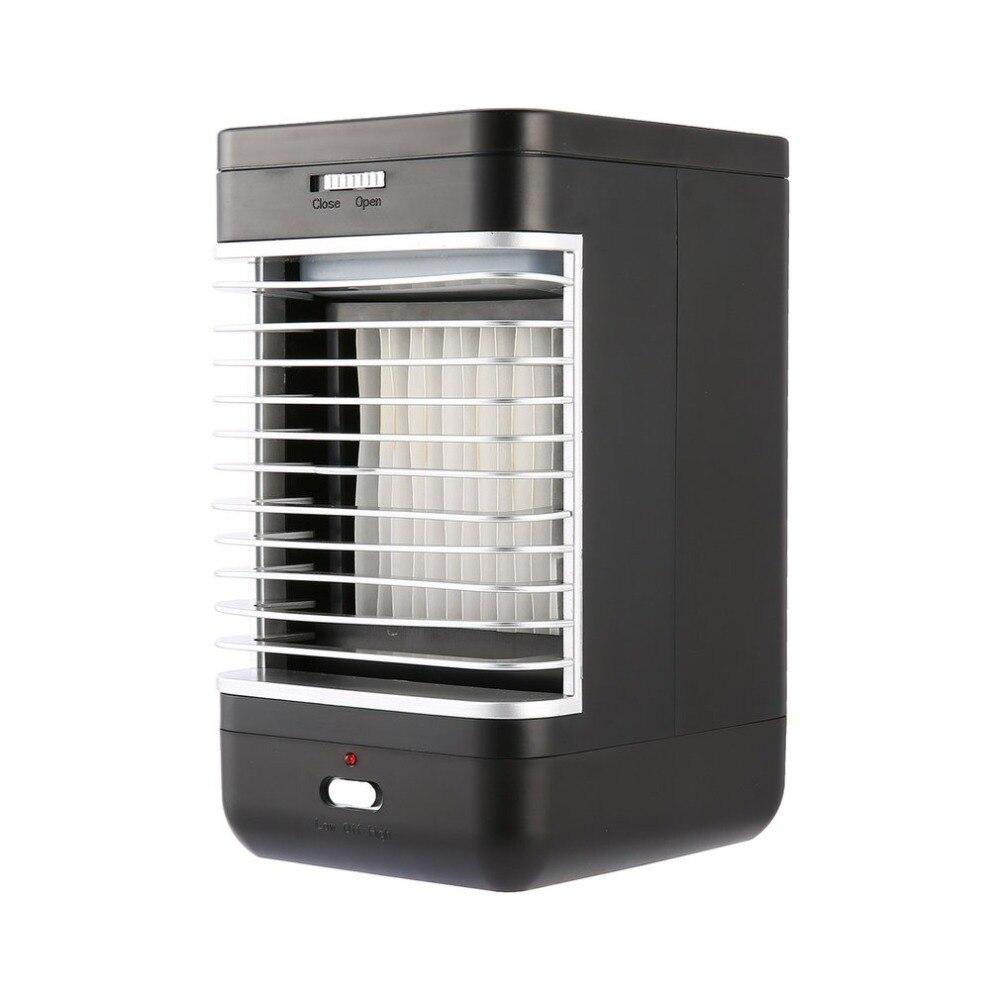 Acheter Par évaporation Climatiseur Refroidisseur D'air Ventilateur Intérieur Portable Cool Humidificateur Batterie Exploité avec Calme 2 Vitesse Ventilateur De Refroidissement De L'air de Ventilateurs fiable fournisseurs
