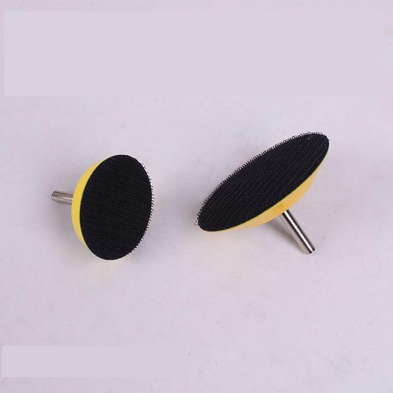 2 pouces 3 pouces Tampon abrasif Plateau auto-adhésif HILDA Dremel - Outils abrasifs - Photo 5
