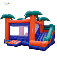 Castle Inflatable Bounce House Hot Sale Inflatable Air Bouncer Free Shipping