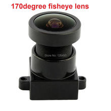 ELP 170degree wide angle fisheye lens with M12 Mount for CCTV USB Cameras, IP cameras