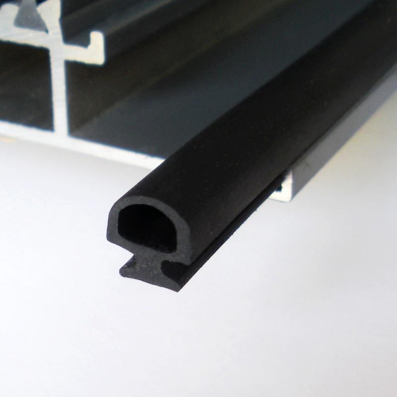 Aluminum Window Plastic : M bottom width mm epdm sealing strips bridge