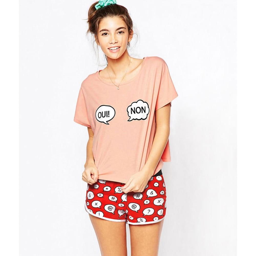 PINK HEROES Women Underwear Panties Fashion Cartoon Printing Home Women Underwear Cotton Plain Weave Pants Sexy Panties