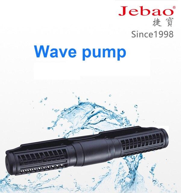 JEBAO/JECOD bomba de onda de flujo cruzado CP25 CP40 CP55 cuenco de peces de agua de mar súper silencioso Circulación de succión de disco magnético la circulación